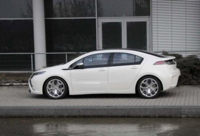 Un Opel electrizant