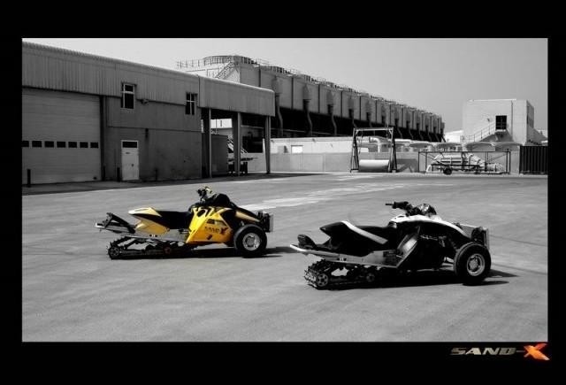O masina, o motocicleta sau o jucarie complexa ?