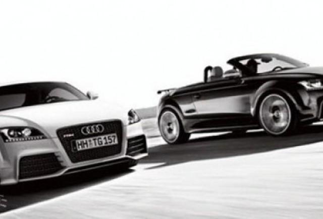 2010 Audi TT-RS