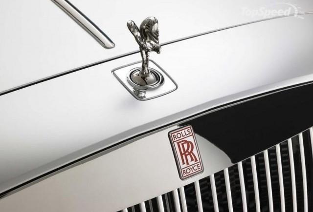 2009 Rolls Royce 200EX