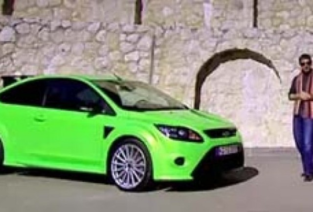Focus RS sub lupa 5th Gear!