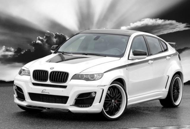 Lumma a realizat un kit de caroserie pentru BMW X6!
