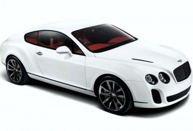 Cel mai rapid Bentley din istorie a fost dezvelit oficial!