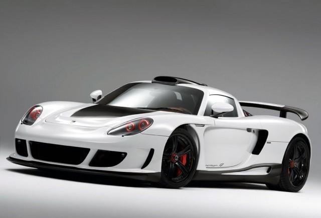 Gemballa vine cu un nou Porsche modificat la Geneva!