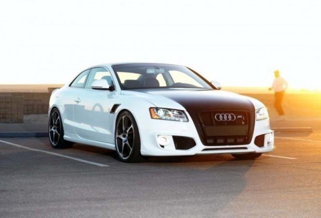 ABT Sportsline modifica inca un Audi!