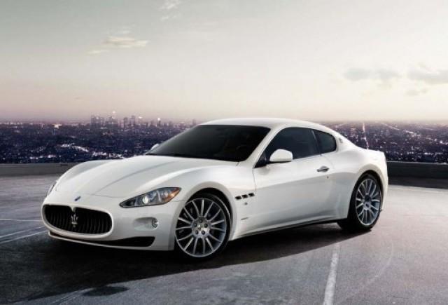 Inocenta inselatoare - Maserati GranTurismo S Automatic!