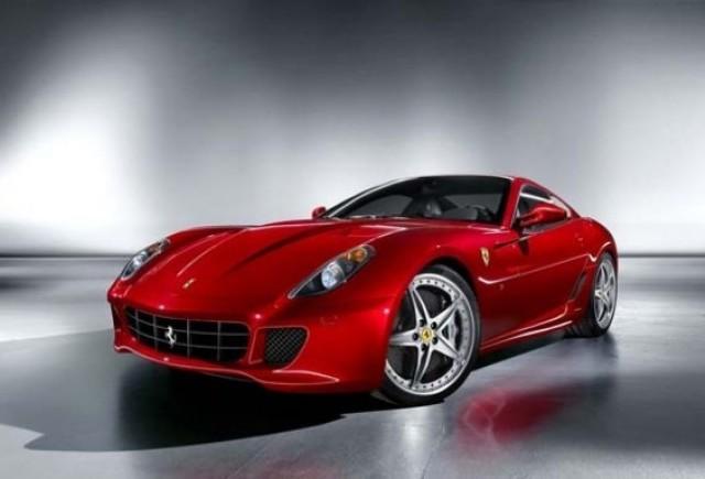 Ferrari improspateaza 599 GTB Fiorano!