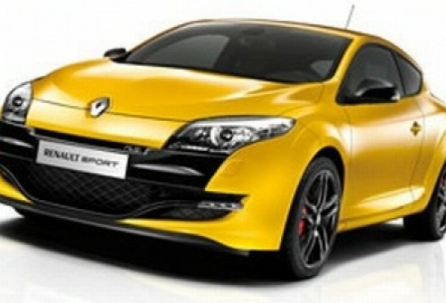 Iata noul Renault Megane RS!