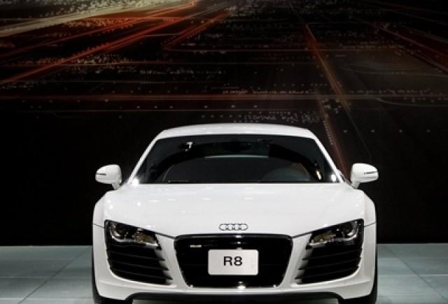 Audi vrea sa depaseasca Mercedes-Benz si BMW pe piata europeana a masinilor de lux