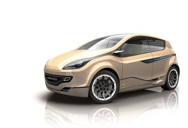 Masina universala a viitorului - Mila EV Concept!