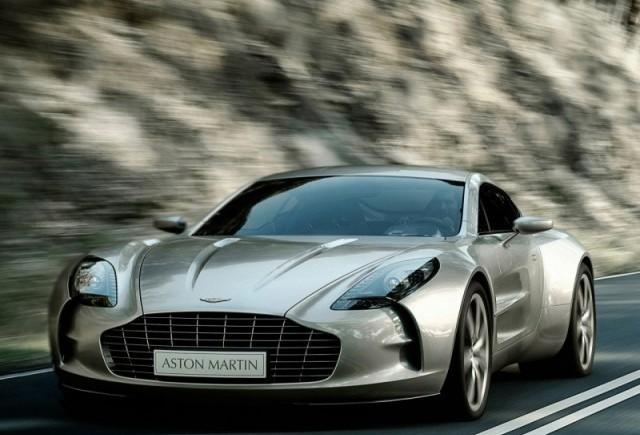 Geneva LIVE: Noul Aston Martin One-77