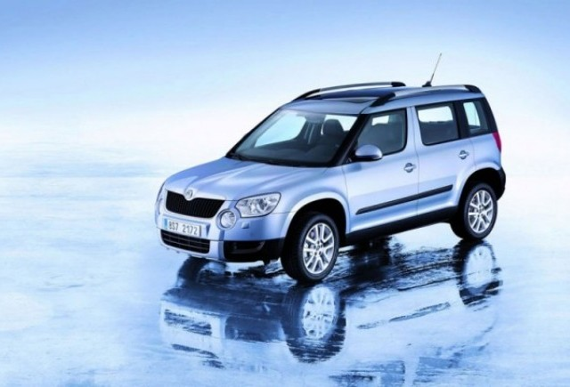 Geneva LIVE: Yeti, primul SUV Skoda