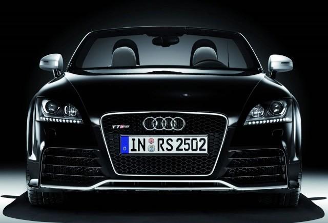 Geneva LIVE: Noul Audi TT RS