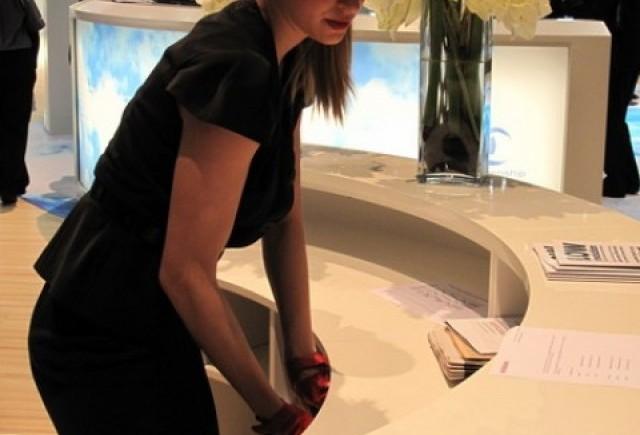 Galerie Foto: Fetele Salonului Auto de la Geneva (1)