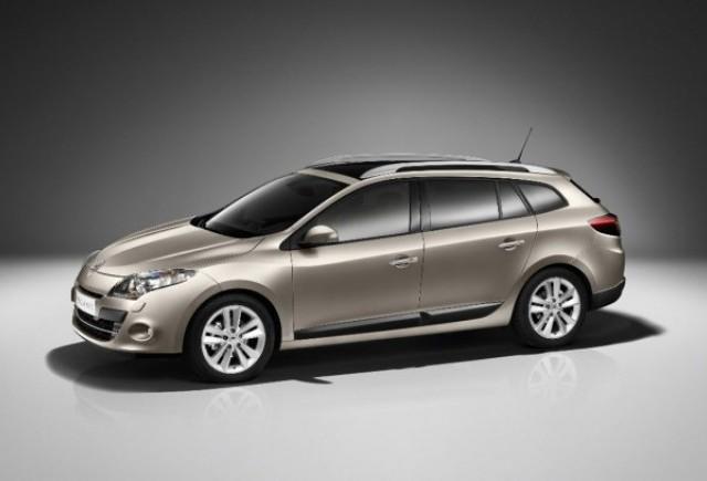 Renault a prezentat noul Megane break