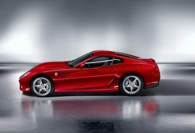 Ferrari 599 HGTE dezvelit la salonul auto de la Geneva!