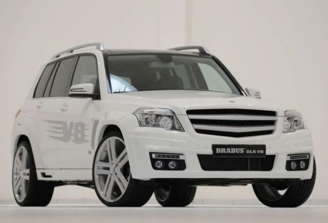 Brabus GLK V8 prezentat la salonul auto de la Geneva!