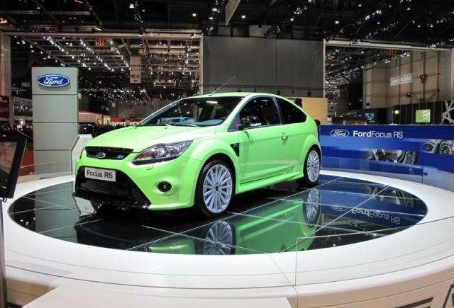 Galerie Foto: Standul Ford la Geneva