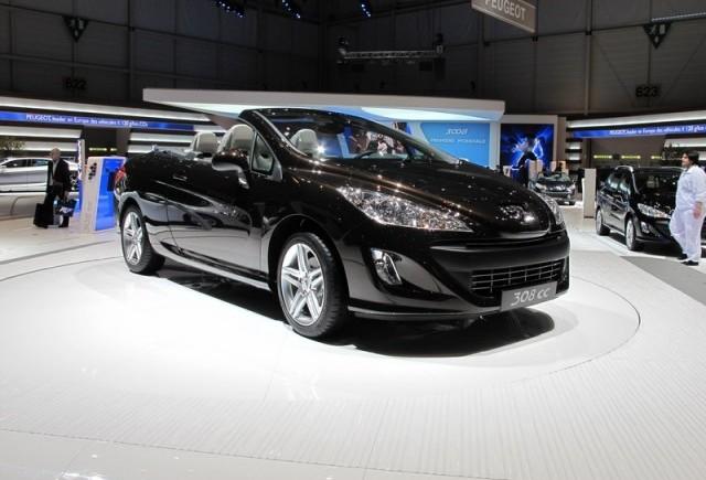 Geneva 2009 LIVE: Standul Peugeot