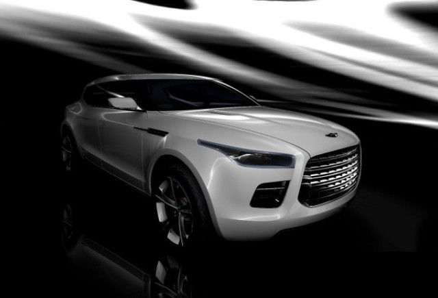 VIDEO: Prezentarea conceptului Lagonda la Geneva