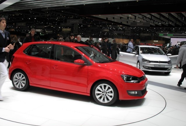 Geneva 2009: Noul Volkswagen Polo