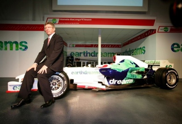 Echipa de Formula 1 Honda a fost cumparata de Ross Brawn