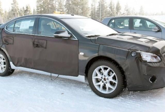 Kia VG vazut la cercul Arctic!