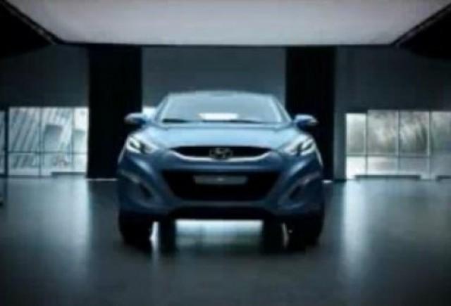 VIDEO: Viitorul Hyundai Tucson