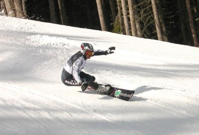 Dealerul SKODA, Brady Auto Center, sustine snowboardul romanesc