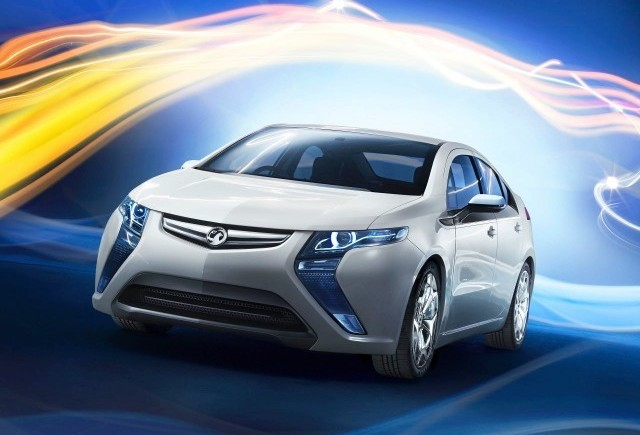 Opel Ampera costa in UK cu 7.000 $ mai putin decat in SUA