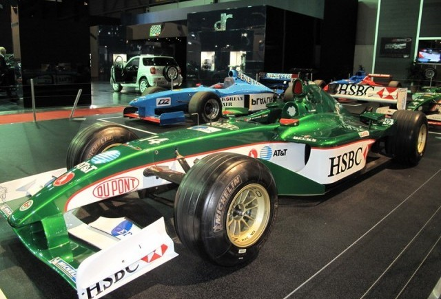 Geneva 2009: Formula 1