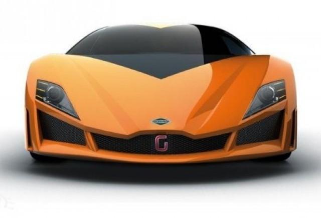 Giugiaro Namir - cel mai rapid hybrid din lume