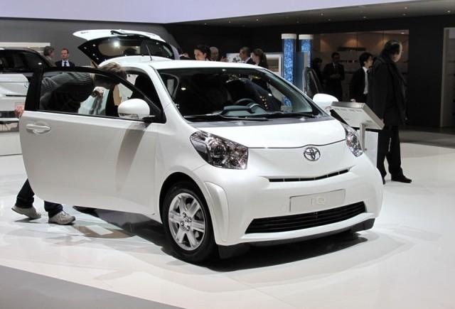 Geneva 2009: standul Toyota