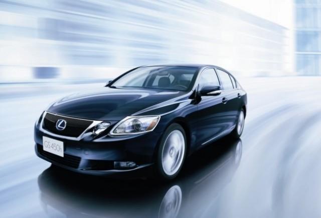 Ministrul Mediului a primit un Lexus GS 450h