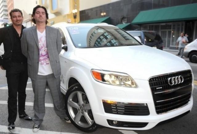 Audi pentru VIP-uri