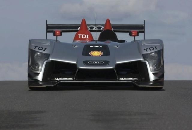 Audi R15 TDI lansat oficial!