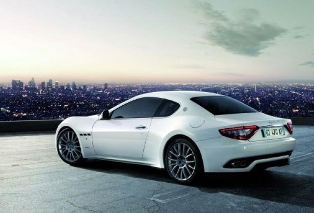 Video de promovare al noului Maserati GranTurismo S Automatic!