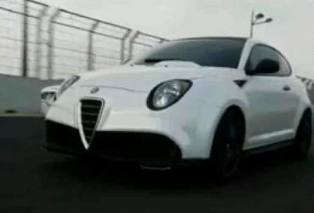 VIDEO: Alfa Romeo Mito GTA se prezinta