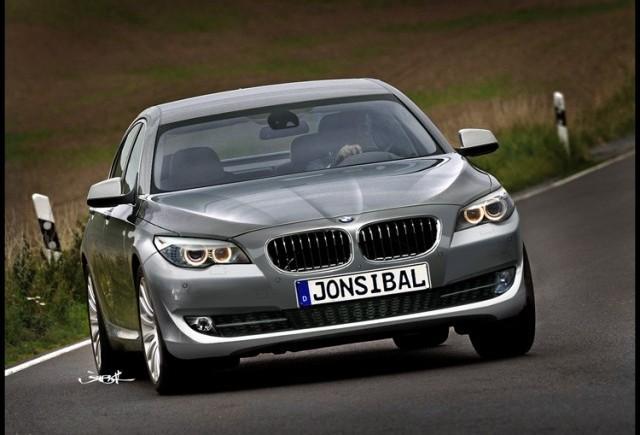 Asa va arata noua Serie 5 de la BMW ?