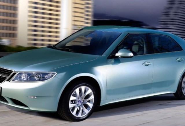 Imagini cu viitorul Saab 9-5!