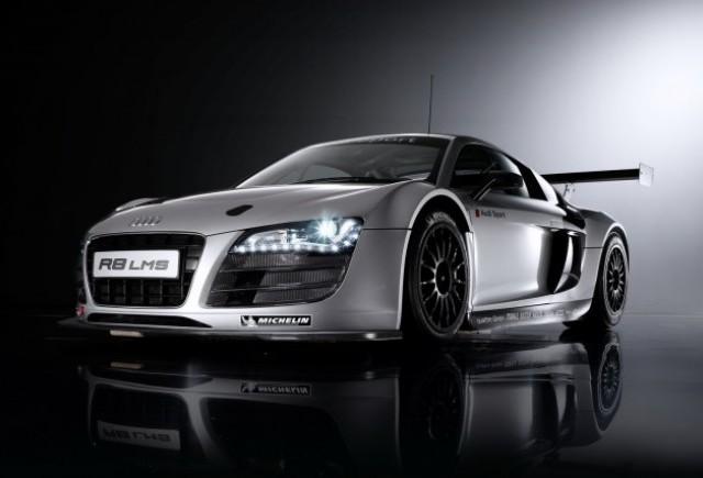 Primul Audi RWD LMS livrat