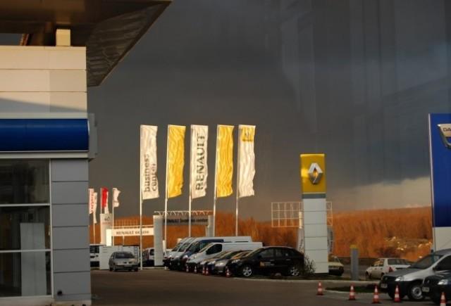 Renault a cerut statului roman un ajutor de 170 milioane euro