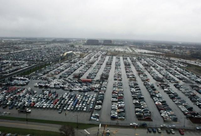 Romania a inmatriculat cu 66% mai putine masini in februarie