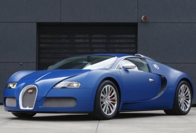 Bugatti pregateste inlocuitorul lui Veyron