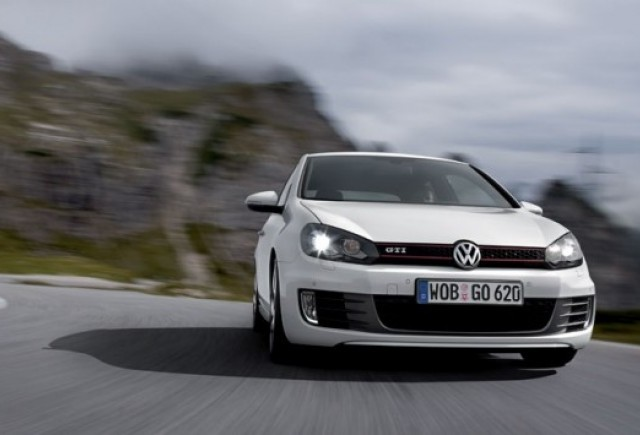 VW Golf GTI-R, cel mai puternic Golf