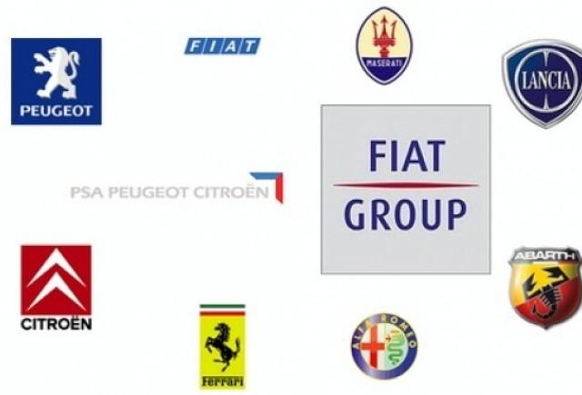 Oficial: Fiat si Peugeot-Citreon neaga fuziunea