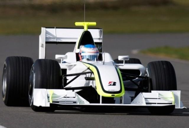 Brawn GP domina testele preliminare noului sezon de Formula 1!