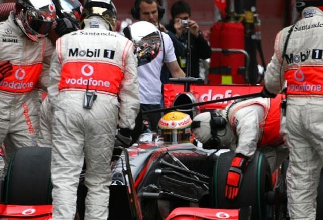 McLaren admite ca are probleme la masina de anul acesta