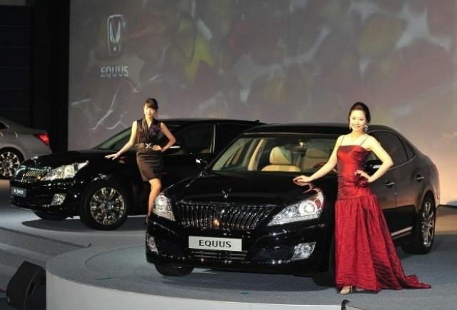 Oficial: Hyundai Equus a fost lansat in Coreea