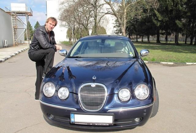 Vedete si masini: Jaguarul poarta Talisman